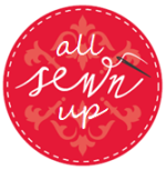 Sewn button