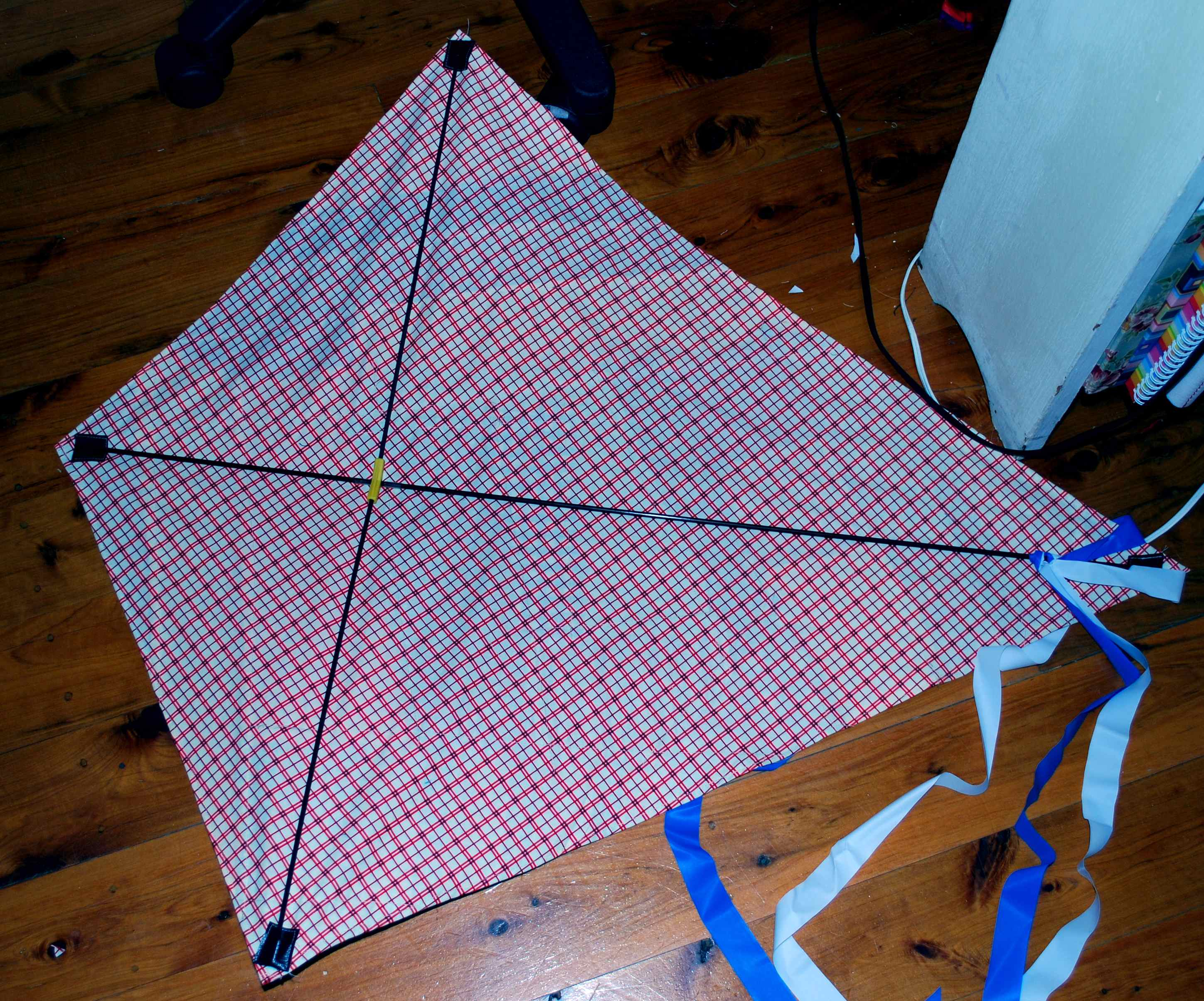 The Last Piece How To Make A Kite