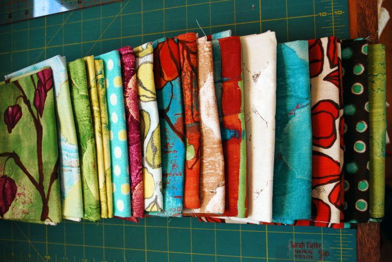 Laura fabric