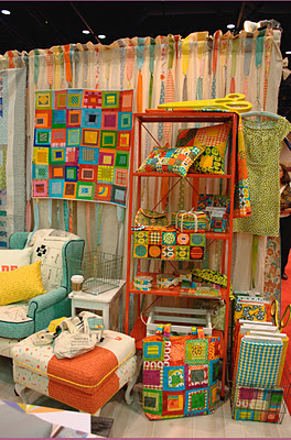 A stitch in color at market