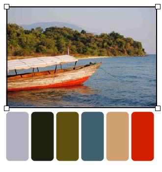 Africa palette 2