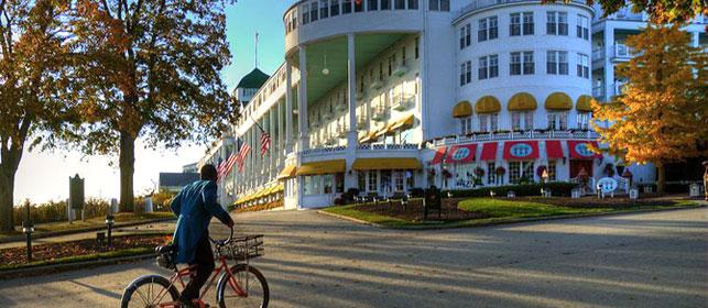 Biking-in-town