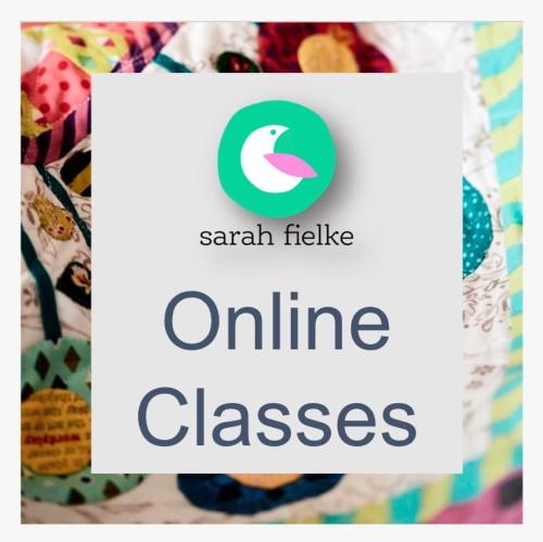 Online classes Sarah Fielke